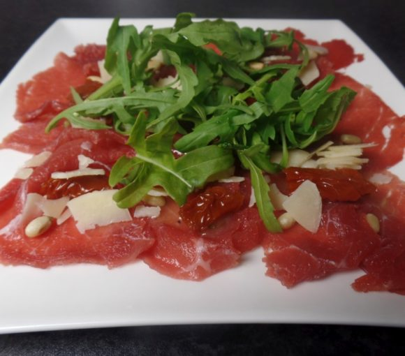 Carpaccio fodmap