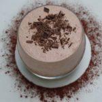 Hemelse chocolademousse