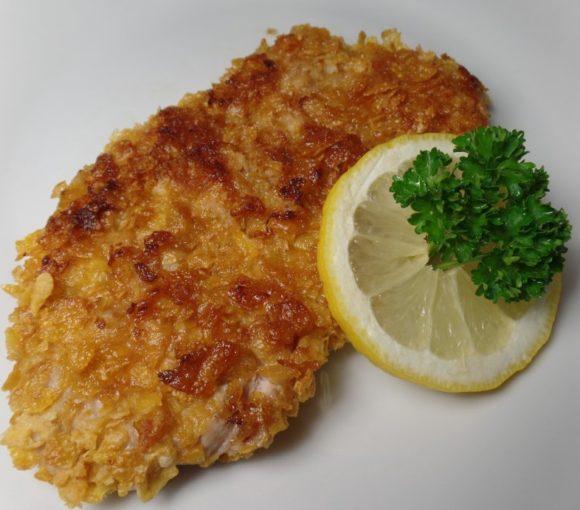 Wiener schnitzel fodmap