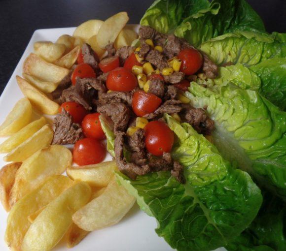 Tex-Mex salade fodmap