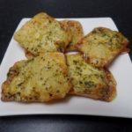 Kleine kaasbroodjes