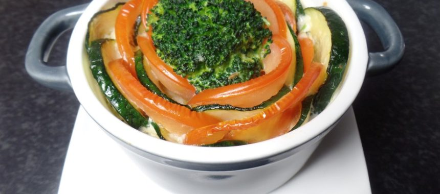 Bloem van groenten