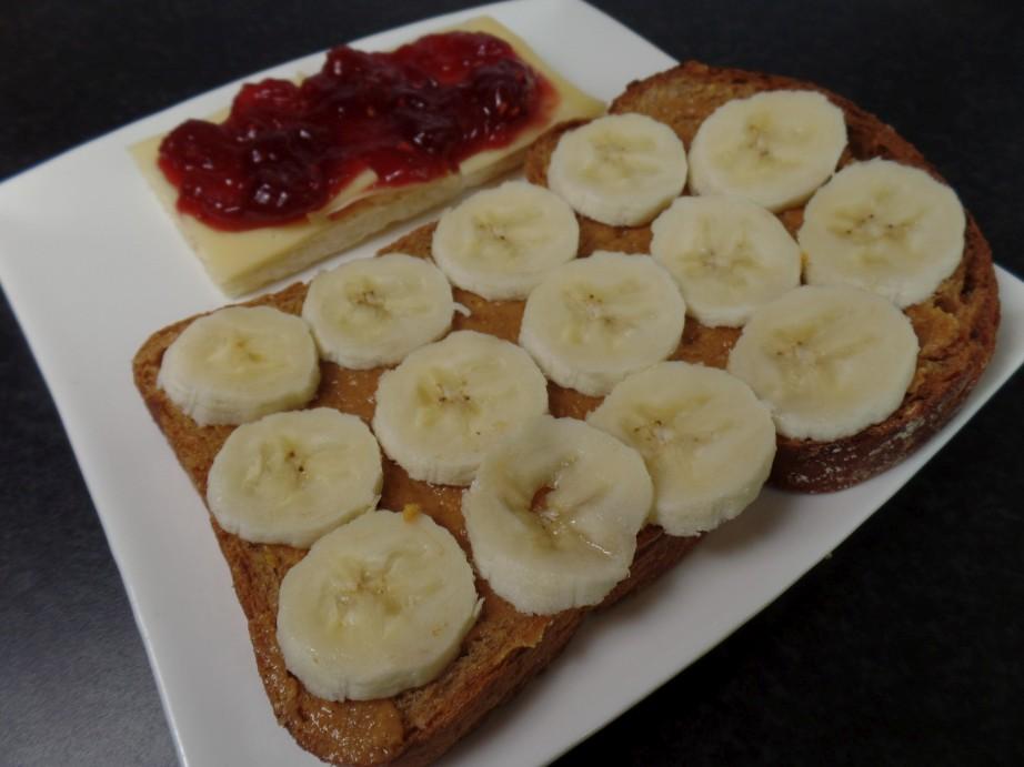 fodmap dieet banaan