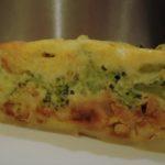 Broccoliquiche met kip