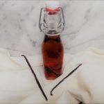 Zelfgemaakt vanille-extract