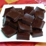 Sticky chocoladefudge
